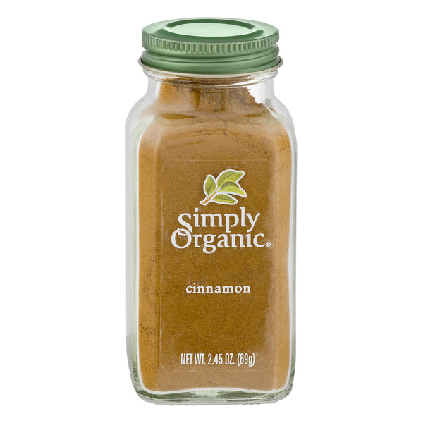 Simply Organic Cinnamon Ground