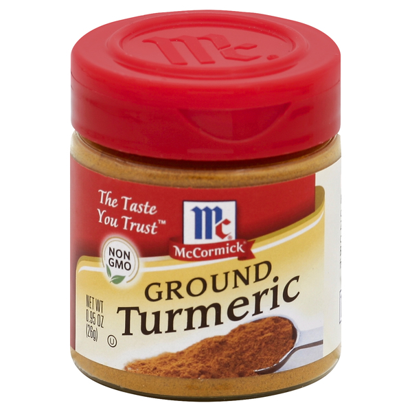 McCormick Turmeric Ground