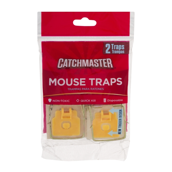 CatchMaster Mouse Traps