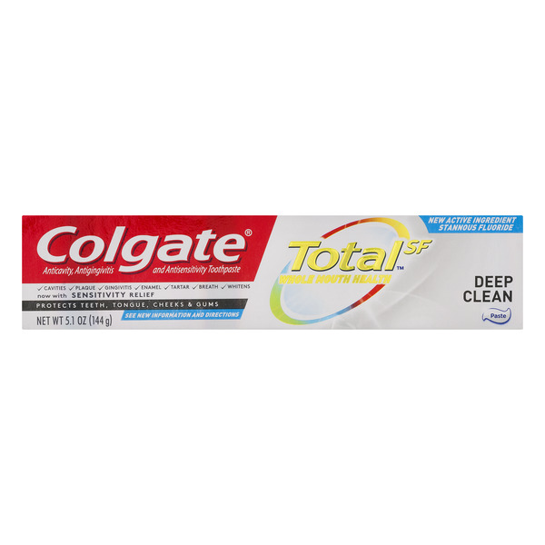 Colgate Toothpaste Total Deep Clean