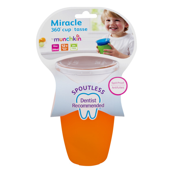 Munchkin Miracle 360 Degree Cup 12m+