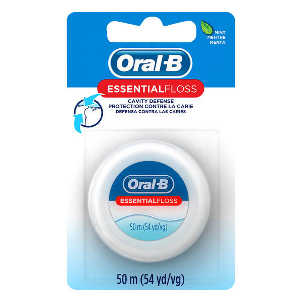 Oral-B Essential Floss Mint