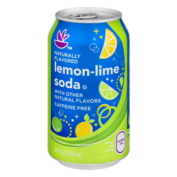 Stop & Shop Soda Lemon-Lime