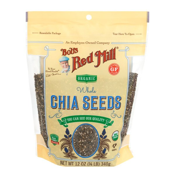 Bob's Red Mill Whole Chia Seeds Organic