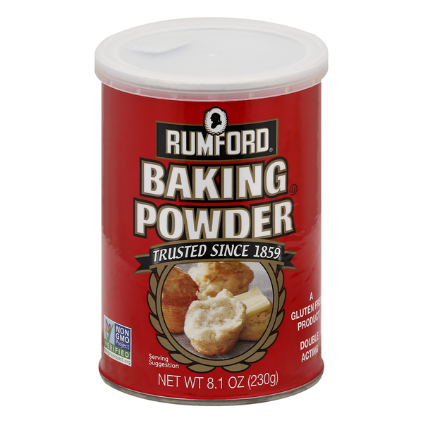 Rumford Baking Powder Gluten Free