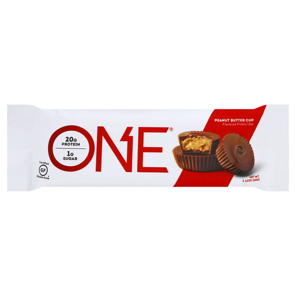 ONE Protein Bar Peanut Butter Cup Gluten Free