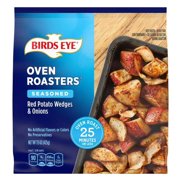 Birds Eye Oven Roasters Red Potatoes & Onions