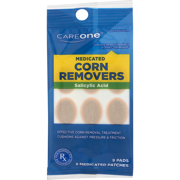 CareOne Corn Remover Medicated Salicylic Acid