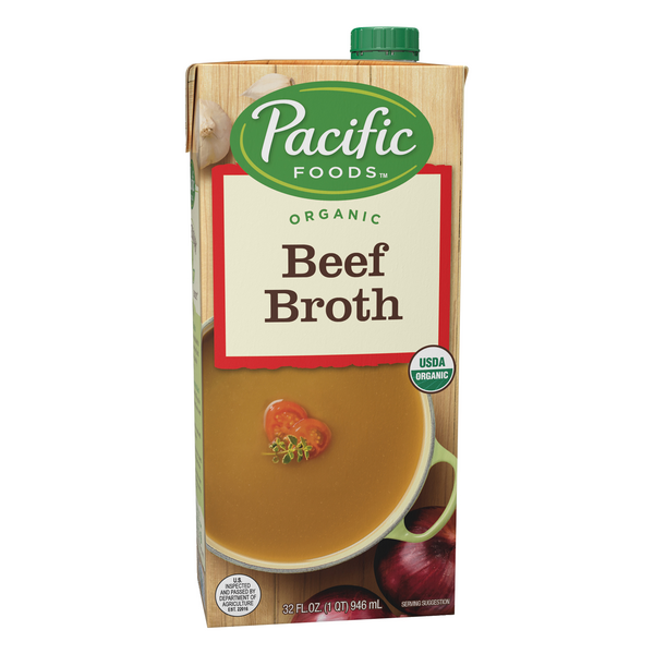 Pacific Foods Beef Broth Organic