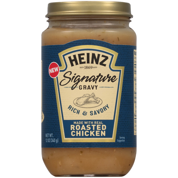 Heinz Signature Gravy Roasted Chicken