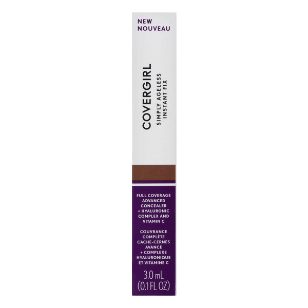 CoverGirl Simply Ageless Instant Fix Deep 390