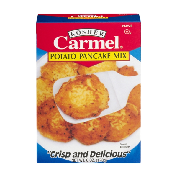 Carmel Kosher Potato Pancake Mix