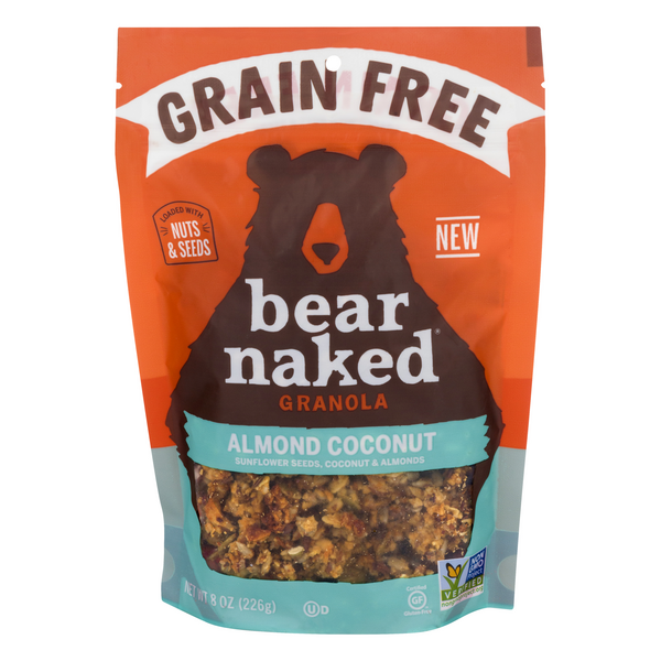Bear Naked Granola Almond Coconut Grain & Gluten Free