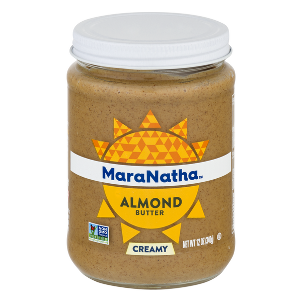 MaraNatha Almond Butter Creamy No-Stir