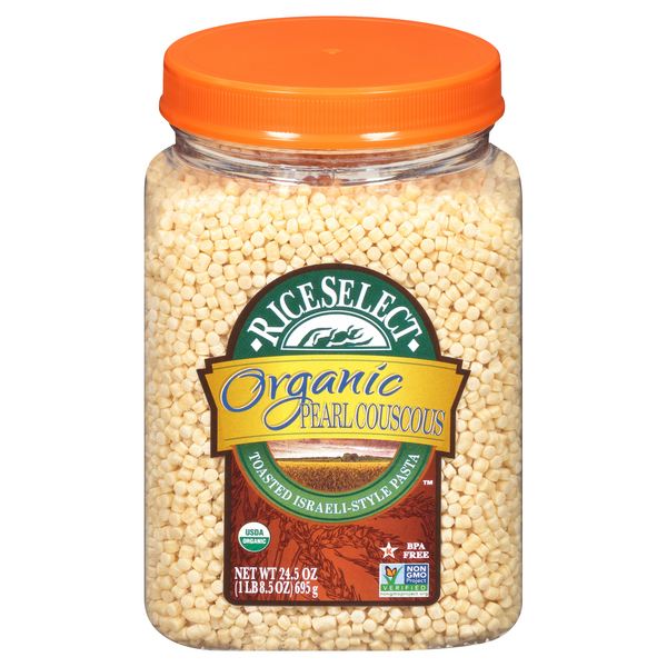 RiceSelect Pearl Couscous Organic