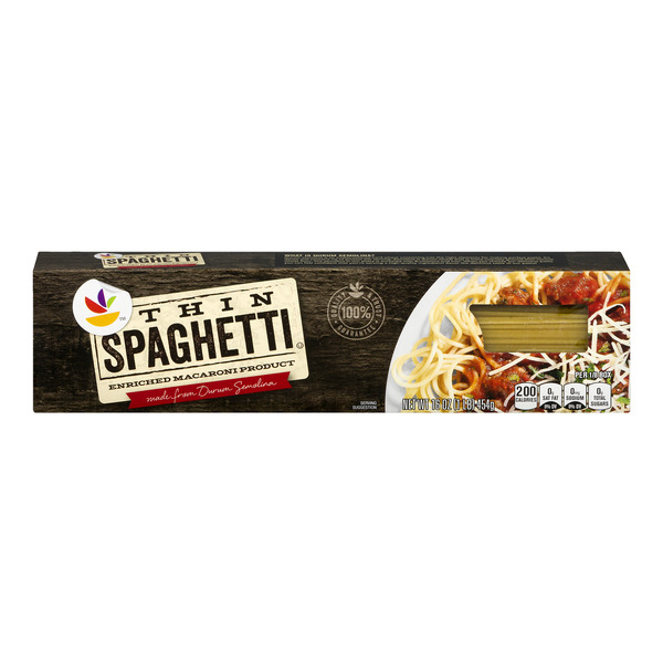 Stop & Shop Thin Spaghetti