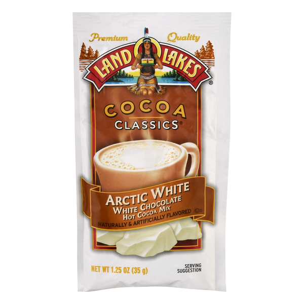 Land O Lakes Cocoa Classics Hot Cocoa Mix Arctic White