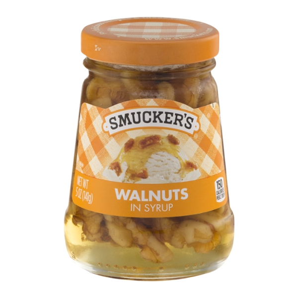 Smucker's Walnuts in Syrup