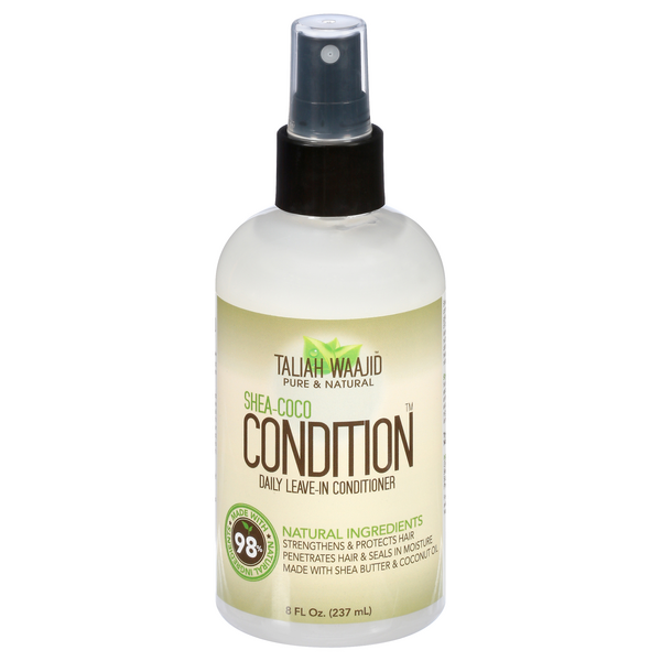 Taliah Waajid Shea-Coco Condition Daily Leave-in Conditioner
