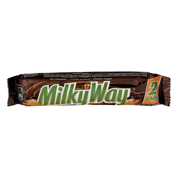 Milky Way Candy Bars - 2 ct