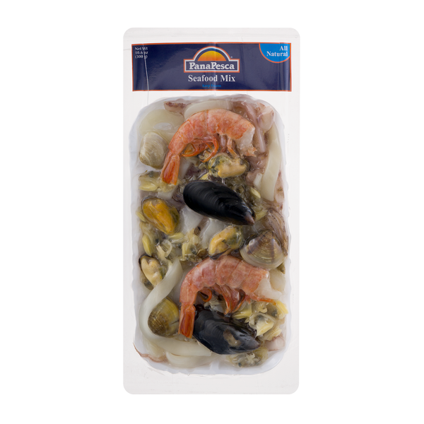 PanaPesca Seafood Mix Frozen All Natural