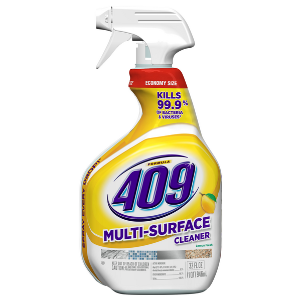 Formula 409 Multi-Surface Cleaner Lemon Fresh Trigger Spray