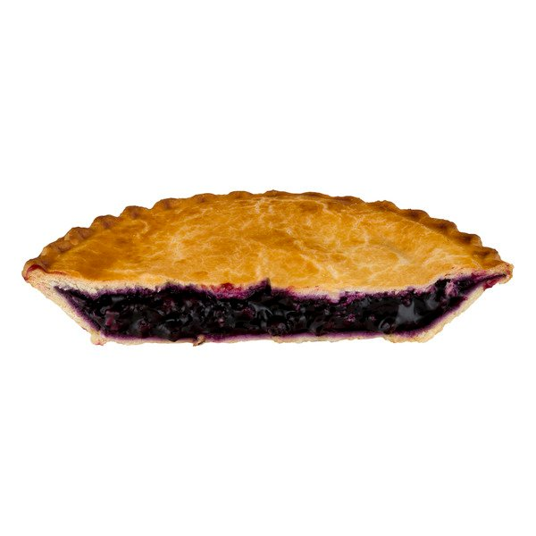 Stop & Shop Bakery Pie Blueberry No Sugar Added 1/2 Pie
