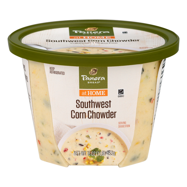 Panera Bread at Home Southwest Corn Chowder