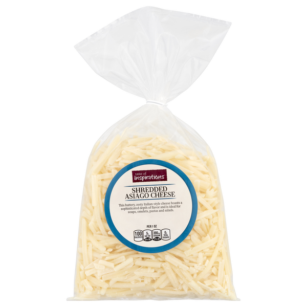 Taste of Inspirations Asiago Cheese Shredded