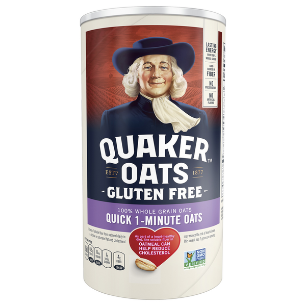 Quaker Select Starts Quick 1-Minute Oats Gluten Free