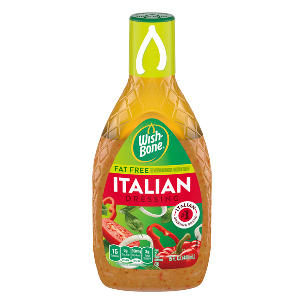 Wish-Bone Italian Dressing Fat Free