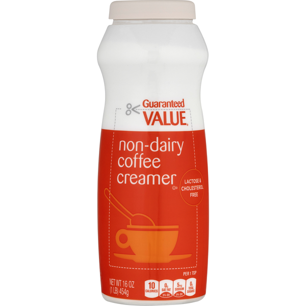 Guaranteed Value Powder Coffee Creamer Non Dairy