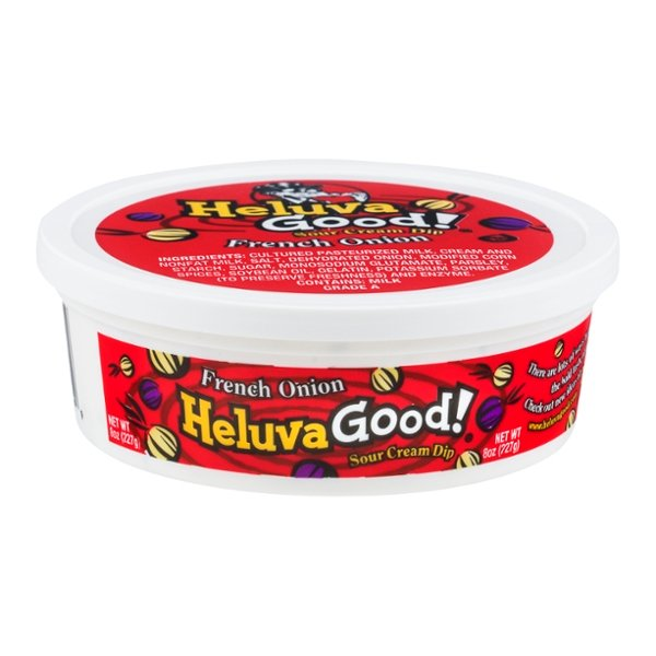 Heluva Good! French Onion Dip