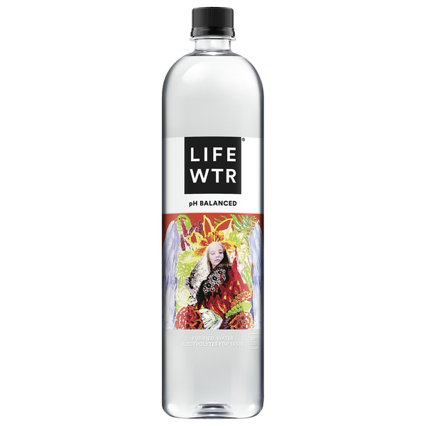 LIFEWTR Purified Water pH Balanced Electrolytes