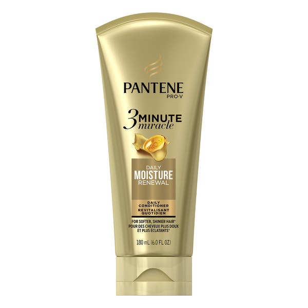 Pantene 3 Minute Miracle Daily Daily Moisture Renewal Conditioner