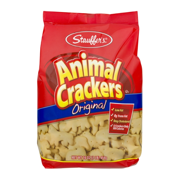 Stauffer's Animal Crackers Original