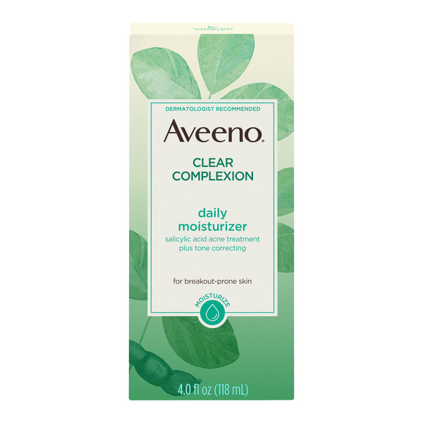 Aveeno Clear Complexion Daily Moisturizer with Salicylic Acid
