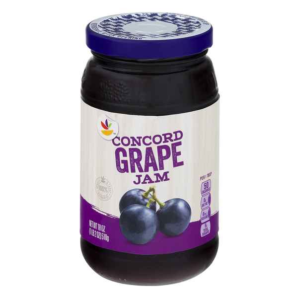 Stop & Shop Jam Concord Grape