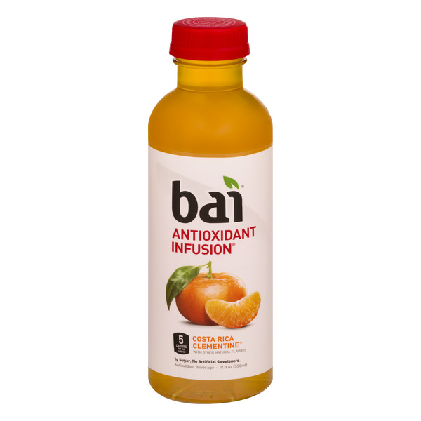 bai Costa Rica Clementine Antioxidant Infusion Beverage