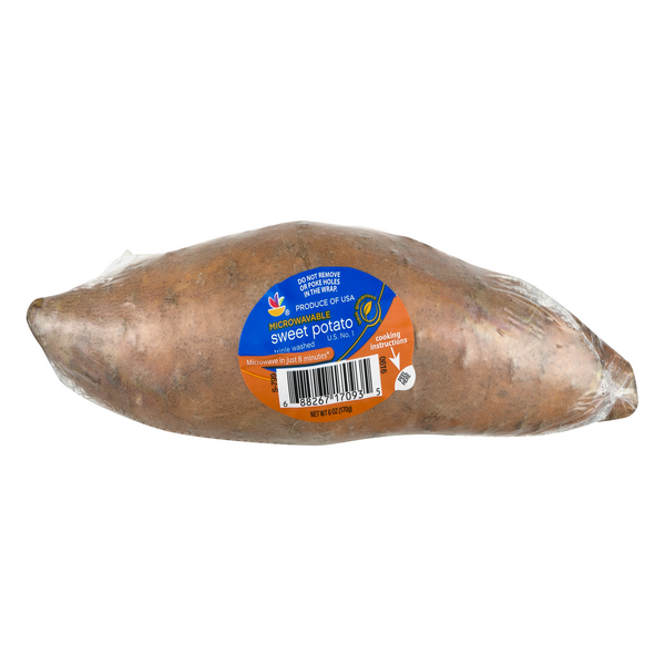 Stop & Shop Sweet Potato Microwavable