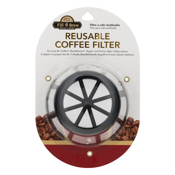 Fill 'n Brew Reuseable Coffee Filter