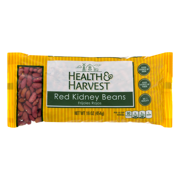 Health & Harvest Red Kidney Beans