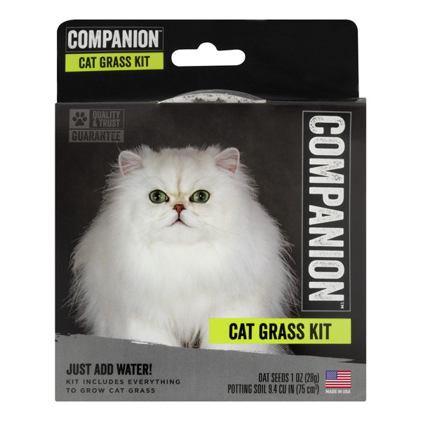 Companion Cat Grass Kit