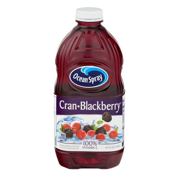 Ocean Spray Cran-Blackberry Juice Drink