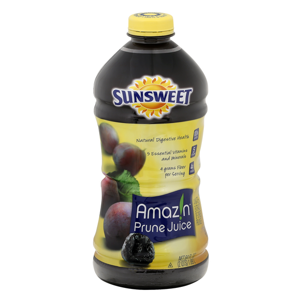 Sunsweet Amazin 100% Prune Juice
