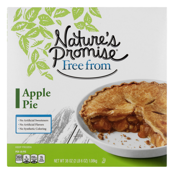 Nature's Promise Free from Apple Pie Frozen