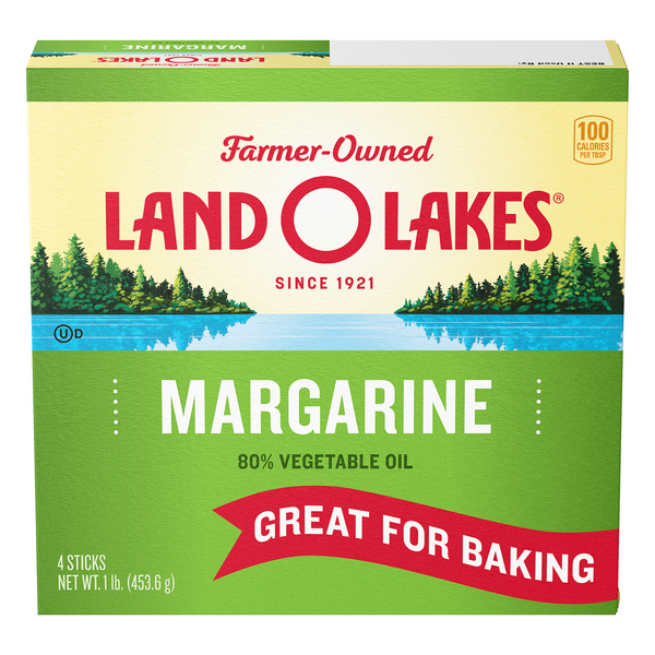 Land O Lakes Margarine Sticks - 4 ct