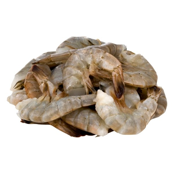 Giant Raw Gulf Shrimp Shell-On Large Wild Caught Fresh