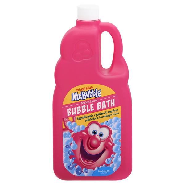 Mr. Bubble Bubble Bath Original Liquid