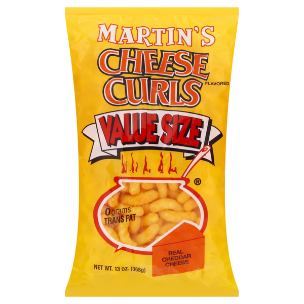 Martin's Cheese Curls